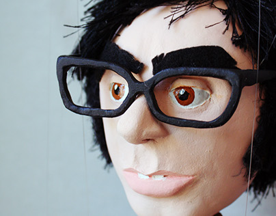 Flight of the Conchords Marionettes