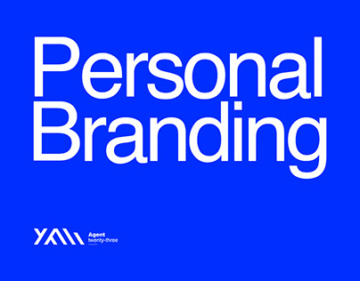 Personal Branding - Agent 23