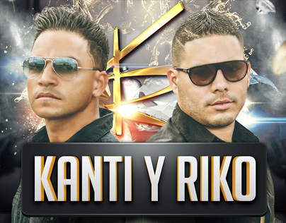 Kanti y Riko - Cover Art