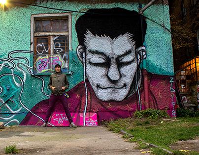 ZiD Visions @ RAW District Berlin, 'U8 Boy'