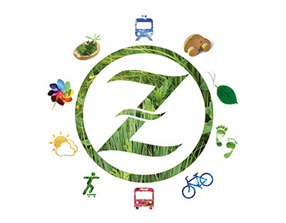 Twist into green. Sustainable mobility campaign