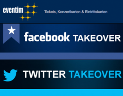 Facebook & Twitter-Takeover