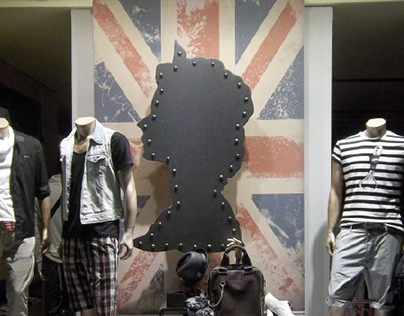 Jubilee Special Window