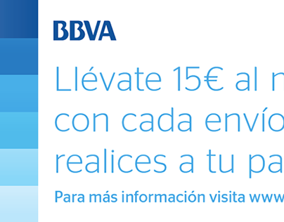 BBVA brand identity refresh