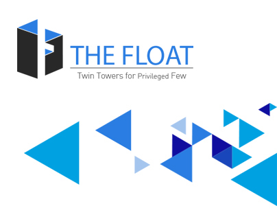 Visual Identity and Branding for a 'The Float'