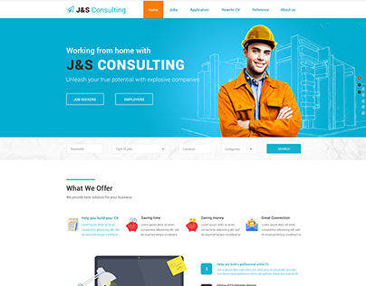 J&S Consulting website ver2