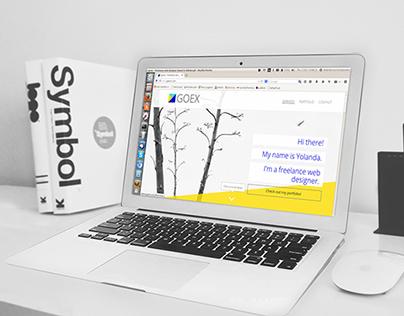Yolanda Goex Website v1.0