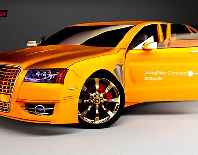 Audi S8 Alias concept