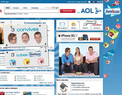 Apericube Richmedia Banner