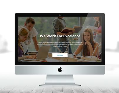Premium Web Template
