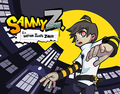 Sammy Z - The Mystery of the zombie kid
