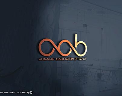 Logo Design for Albanian Association of Banks ©