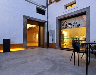 NAD Research and Design Center/ Evora (Pt)