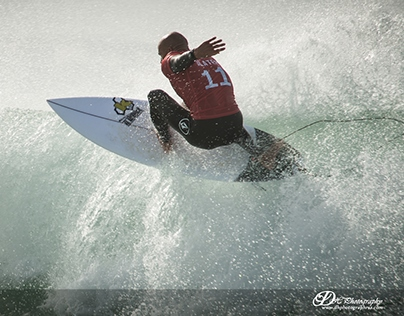 Kelly Slater @ the JBay Open by DHPhotography