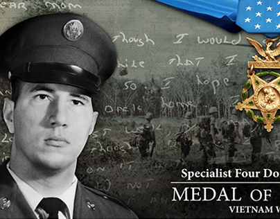 Medal of Honor: Specialist Four Donald Sloat