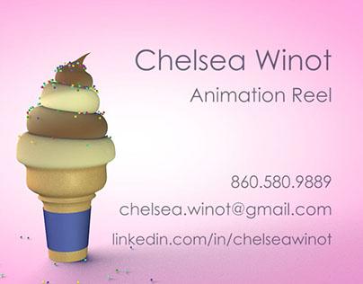 Chelsea Winot Animation Reel