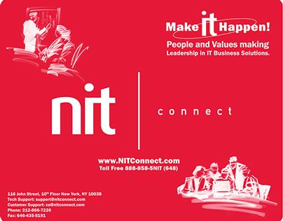 NITConnect/NITHealth Mouse Pads