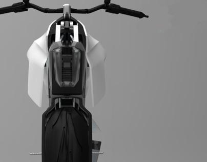 Honda EBR4 (a project wirh Vianney BRECHEISEN)