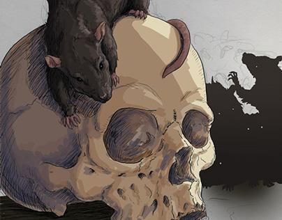 """""""Las Ratas del Cementerio"""""""