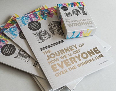 Winning Line – Manual, Journal and Cards