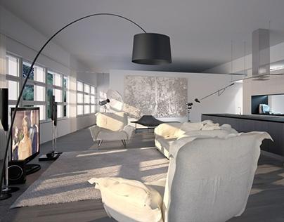 """Bassano del Grappa_""""Palazzo Bonfanti"""" loft"""