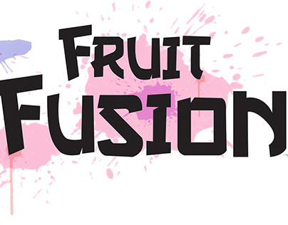 Fruit Fusion - Fruit Juice