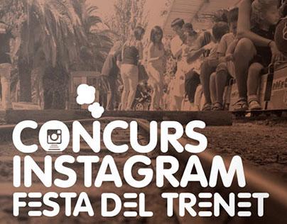 Concurs Instagram Festa del Trenet 2013