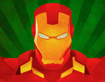 IRON MAN - Cool exec with a heart of steel