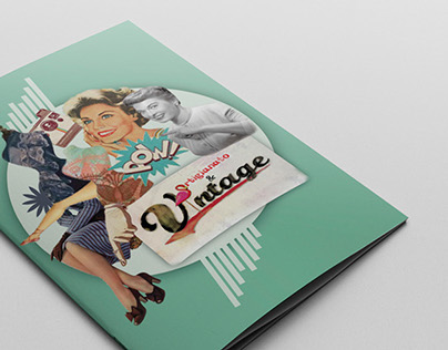 Brochure - Shopper - Artigianato e Vintage