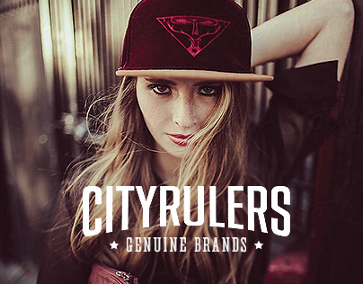 CityRulers - genuine brands