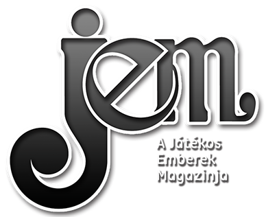 JEM online magazine design and layout