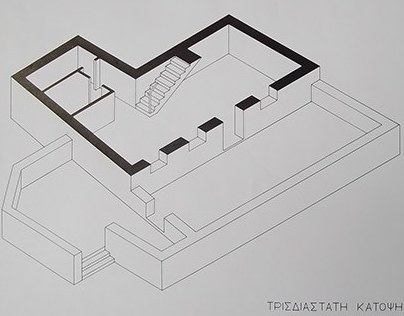 Line Drawing/ Orthographic Projection