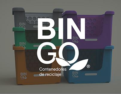 BINGO renders and development
