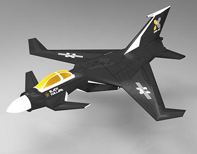 """DRX-87 """"Black Mallard"""""""