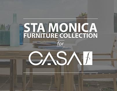 Santa Mónica Outdoor Collection for Falabella