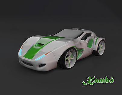 Kambo ( Concept Bio Car ) 2012