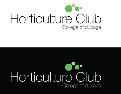 Horticulture logo