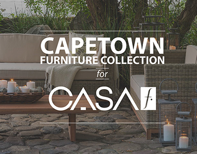 Capetown Outdoor Collection for Falabella