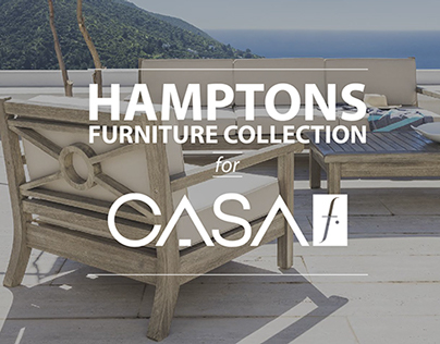 Hamptons Outdoor Collection for Falabella