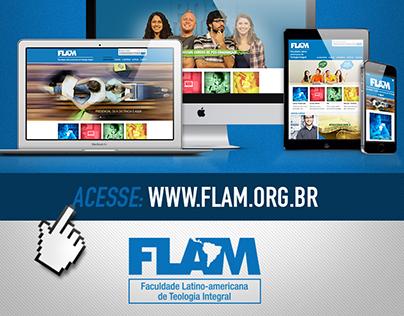 FLAM - Faculdade Latino-americana de Teologia Integral