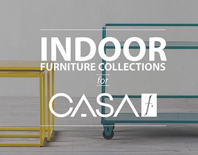 Indoor Furniture for Falabella