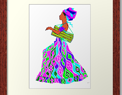 Fashion Inspired Art