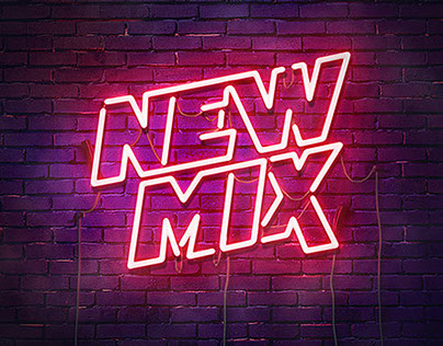 New Mix Social Media Ads