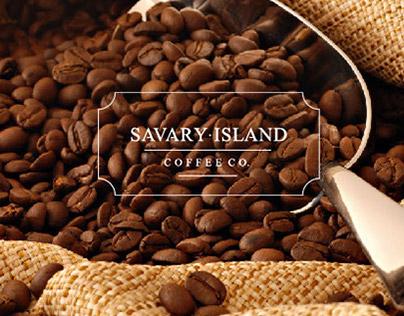 Savary Island Logotype contest-rejected