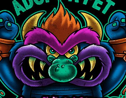 Adopt a Pet Monster
