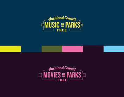 Music & Movies in Parks