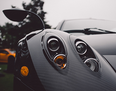 Craftsmanship of the Huayra
