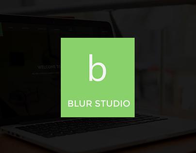 Blur Studio Template