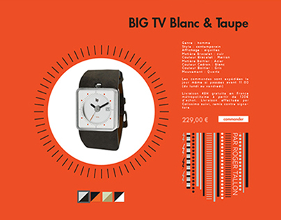 """LIP """"Big TV"""" collection - Watch advertising"""