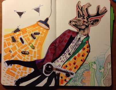Deer (dear) I cannot sleep